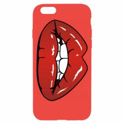 Чохол для iPhone 6/6S Lips to the point