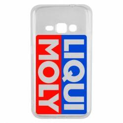 Чехол для Samsung J1 2016 LIQUI MOLY - FatLine
