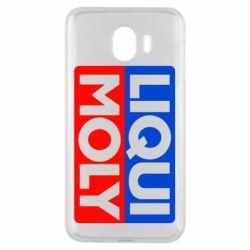 Чехол для Samsung J4 LIQUI MOLY - FatLine