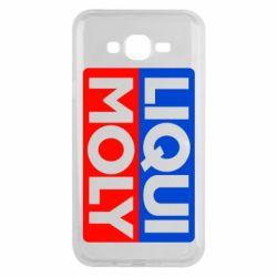 Чехол для Samsung J7 2015 LIQUI MOLY - FatLine