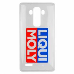 Чехол для LG G4 LIQUI MOLY - FatLine