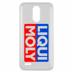 Чехол для LG K10 2017 LIQUI MOLY - FatLine