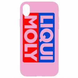 Чехол для iPhone XR LIQUI MOLY