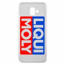 Чехол для Samsung J6 Plus 2018 LIQUI MOLY - FatLine
