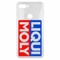 Чехол для Xiaomi Mi8 Lite LIQUI MOLY - FatLine