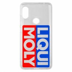 Чехол для Xiaomi Redmi Note 6 Pro LIQUI MOLY - FatLine