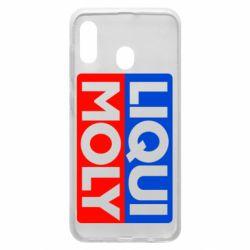 Чехол для Samsung A30 LIQUI MOLY - FatLine
