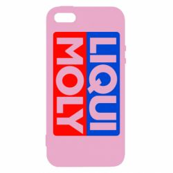 Чехол для iPhone5/5S/SE LIQUI MOLY - FatLine