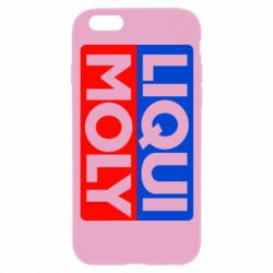 Чехол для iPhone 6/6S LIQUI MOLY - FatLine