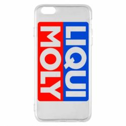 Чехол для iPhone 6 Plus/6S Plus LIQUI MOLY - FatLine
