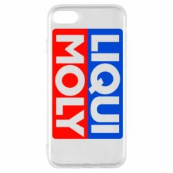 Чехол для iPhone 7 LIQUI MOLY - FatLine