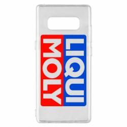 Чехол для Samsung Note 8 LIQUI MOLY - FatLine