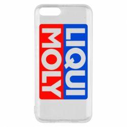 Чехол для Xiaomi Mi6 LIQUI MOLY - FatLine