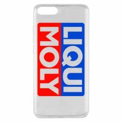 Чехол для Xiaomi Mi Note 3 LIQUI MOLY - FatLine
