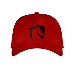 Дитяча кепка liquid logo