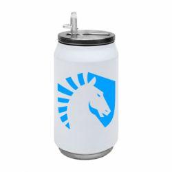 Термобанка 350ml liquid logo