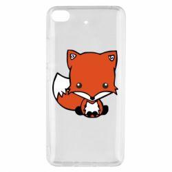 Чехол для Xiaomi Mi 5s Лиса