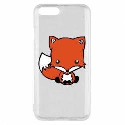 Чехол для Xiaomi Mi6 Лиса