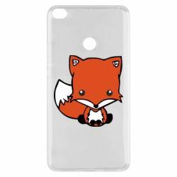 Чехол для Xiaomi Mi Max 2 Лиса