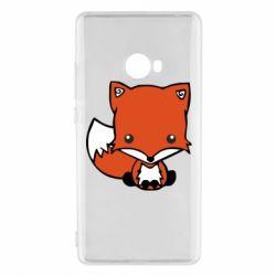 Чехол для Xiaomi Mi Note 2 Лиса