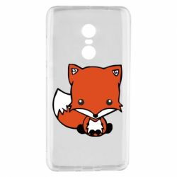 Чехол для Xiaomi Redmi Note 4 Лиса