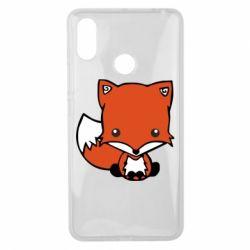 Чехол для Xiaomi Mi Max 3 Лиса