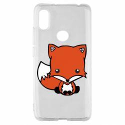 Чехол для Xiaomi Redmi S2 Лиса