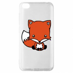 Чехол для Xiaomi Redmi Go Лиса