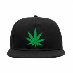Снепбек Листочок марихуани
