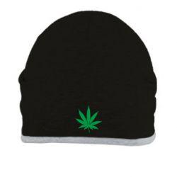 Шапка Листочок марихуани