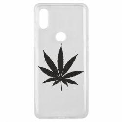 Чохол для Xiaomi Mi Mix 3 Листочок марихуани