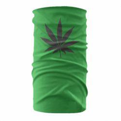 Бандана-труба Листочок марихуани