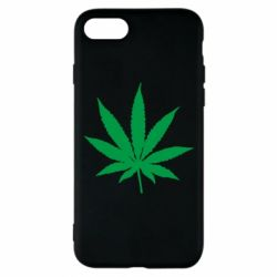 Чохол для iPhone 7 Листочок марихуани