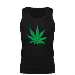 Майка чоловіча Листочок марихуани