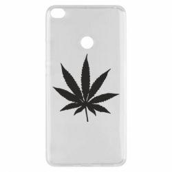 Чохол для Xiaomi Mi Max 2 Листочок марихуани