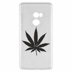 Чохол для Xiaomi Mi Mix 2 Листочок марихуани