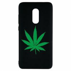 Чохол для Xiaomi Redmi Note 4 Листочок марихуани