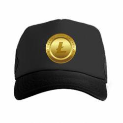 Купить Кепка-тракер Litecoin coin, FatLine