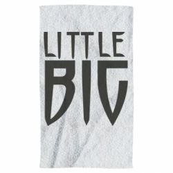 Рушник Little big