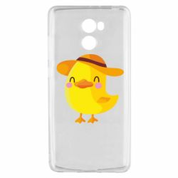 Чехол для Xiaomi Redmi 4 Little chicken