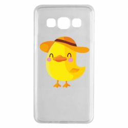 Чехол для Samsung A3 2015 Little chicken