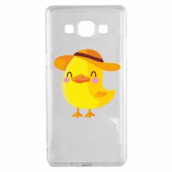 Чехол для Samsung A5 2015 Little chicken