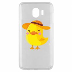 Чехол для Samsung J4 Little chicken