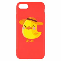 Чехол для iPhone 7 Little chicken