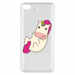 Чехол для Xiaomi Mi 5s Little cute unicorn