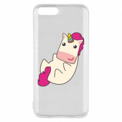 Чехол для Xiaomi Mi6 Little cute unicorn