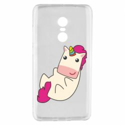 Чехол для Xiaomi Redmi Note 4 Little cute unicorn