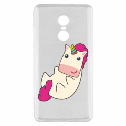 Чехол для Xiaomi Redmi Note 4x Little cute unicorn