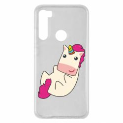 Чехол для Xiaomi Redmi Note 8 Little cute unicorn