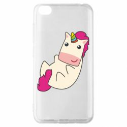 Чехол для Xiaomi Redmi Go Little cute unicorn